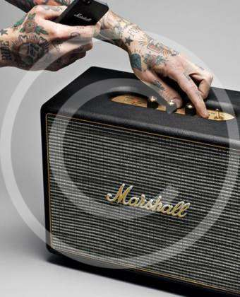 Marshall Woburn Bluetooth Speaker