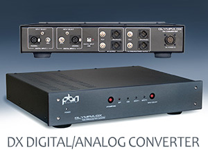 LX AND PX PRE-AMPLIFIERS