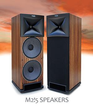 M2!5 SPEAKERS
