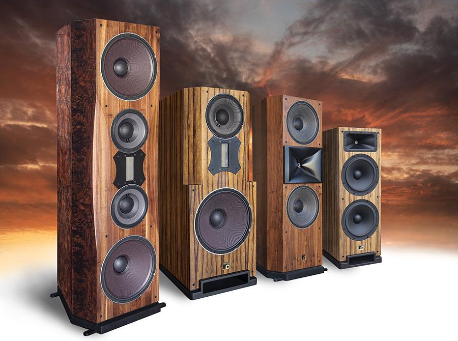 M Series Speakers