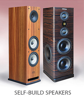 Self Build Speakers